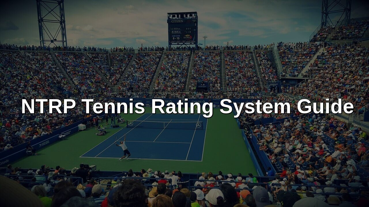 Tennis Rating System