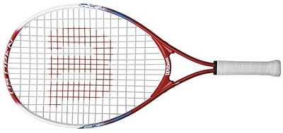 Red Mini Tennis Racket