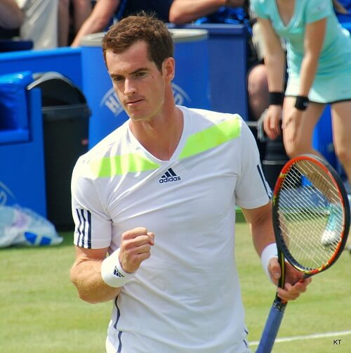 Andy Murray Big Four Tennis Player