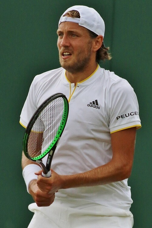 Lucas Pouille Next Big Four Tennis Player