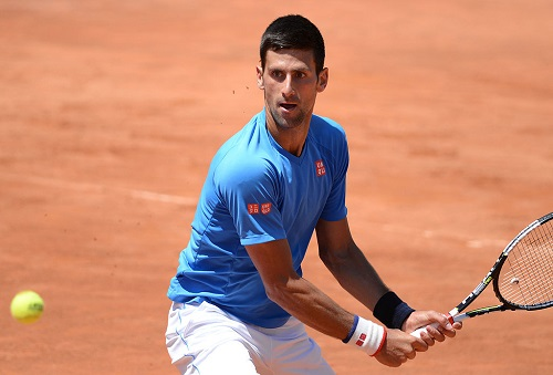 Novak Djokovic Big Four Tennis Player