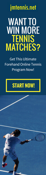 best tennis training guide