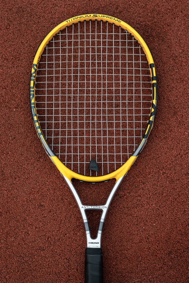 Tennis racket vibration dampeners in pro play