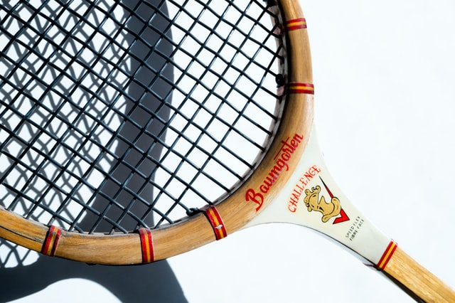 Do racket strings make a difference