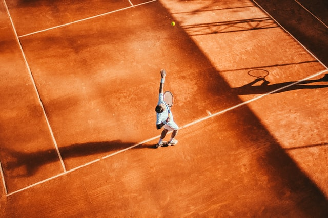is tennis more fast paced