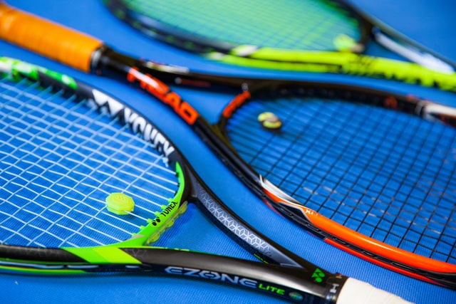 why don't tennis rackets come with a cover