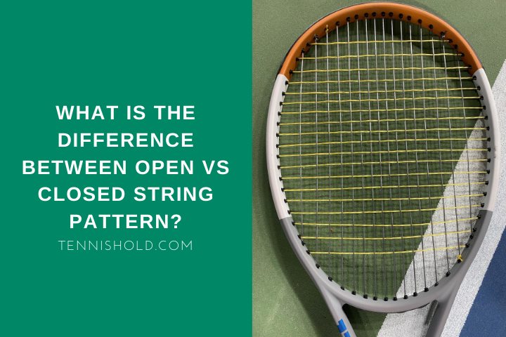 What Is The Difference Between Open Vs Closed String Pattern?