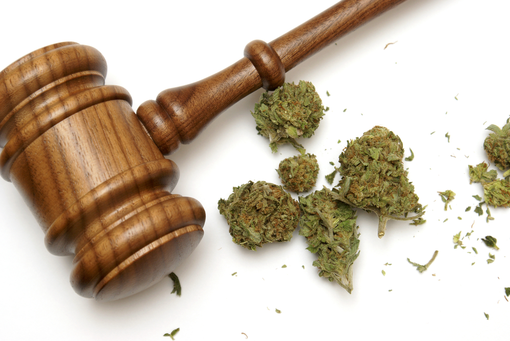 Weed and law